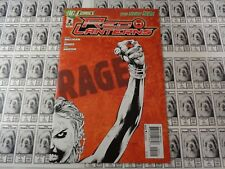 Red Lanterns (2011) DC - #2, 1st Print, Atrocitus, Milligan/Benes, VF+ (New 52)