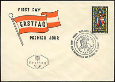 Austria 1967 Margrave Leopold The Holy FDC #C23621