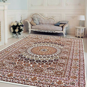 Traditional Non Slip Rug High Quality Thick Soft Oriental Rugs Living room Rugs