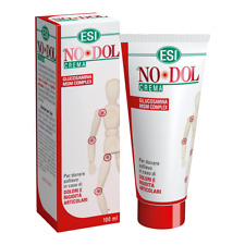 3 UNITS NO DOL -MUSCLES,TRAUMA, JOINT PAIN RELIEF GLUCOSAMINE, ARTHRITIS, NODOL