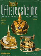 1304: ufficiale tedesco caschi dall'imperatore tempo 1870 - 1918, volume 2
