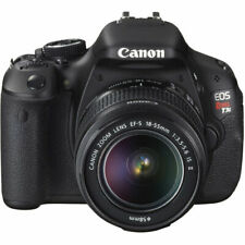 Canon EOS Rebel T3i 18.0MP Digital SLR Camera with 18-55mm f/3.5-5.6 IS Lens
