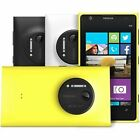 "Unlocked 4.5"" NOKIA LUMIA 1020 4G LTE Windows 8 GSM Smartphone 32G 41MP CAGA"