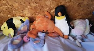 TY Beanie Buddy Variety Lot Of 10 New Condition w/Tags