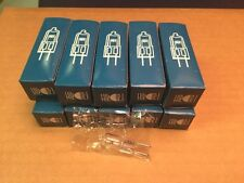 HIKARI 12V 75W GY6.35 BI PIN HALOGEN LIGHT BULB LAMP 10PACK