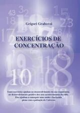 Exercicios de Concentracao (Portuguese Edition) (Paperback or Softback)