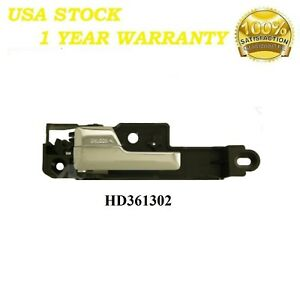 1PCS Front Left Interior Door Handle Fit Ford Fusion/ Lincoln MKZ/ Mercury Milan