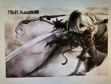NIER AUTOMATA 24x36 POSTER PLAY STATION SONY VIDEO GAMES XBOX ONE PC GIFT COOL!!