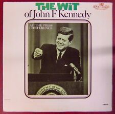 John F. Kennedy 33 tours The Wit