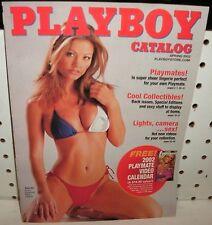 PLAYBOY CATALOG -  SPRING 2002  - BUFFY TYLER , DAPHNEE DUPLAIX , MORENA CORWIN