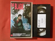 The Blade (1995) Tsui Hark - VHS MI Group Video INTROVABILE Audio Italiano
