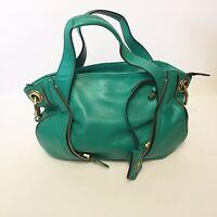 orYANY Green Satchel Purse Handbag Tote