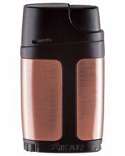 XiKAR 550BZBK ELX Double Torch Flame Cigar Lighter Lifetime Warranty Bronze