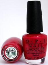 OPI Nail Polish - Discontinued Rare- Classic Color - NL V12 - CHA-CHING CHERRY