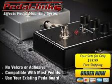 Guitar Pedal Links Mounting Brackets for Behringer Pedals Pedal Boards