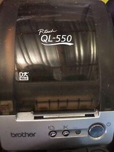 Brother Label Maker Ql-550