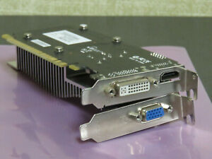MSI NVIDIA GeForce 8400GS DVI HDMI VGA Video Card PCI Express x16 Low Profile