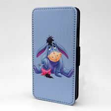 For Apple iPod Touch Flip Case Cover Winnie The Pooh Eeyore - G1320