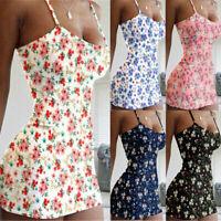 Sexy Party Summer Dresses New Spaghetti Strap Mini Dress Women Bodycon