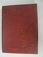 THE 1949 MIRROR WOODRUFF SOUTH CAROLINA YEAR BOOK