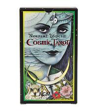 Cosmic Tarot Deck/Cards - Divination, Spellcraft, Meditation, Magick