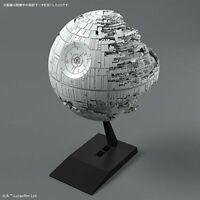 Bandai Vehicle Model 013 Star Wars Death Star II Plastic Model Kit 03572 JAPAN