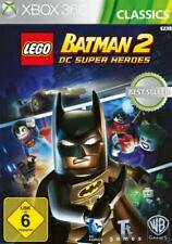 XBOX 360 LEGO Batman 2 DC SUPER HEROES come nuovo