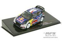 Ford Fiesta WRC 17  Rallye Monte Carlo 2017  Ogier - 1:43 IXO RAM 641