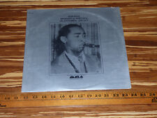 1941 DON BYAS BLUES LP Record Album w/ THELONIUS MONK - Vintage ONYX