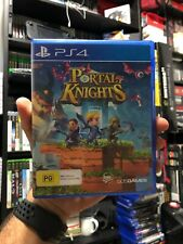 **Portal Knights Playstaion 4 PS4 Console Video Game 🇦🇺 EOFY TOY SALE 🕹