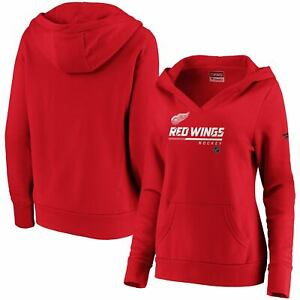 Detroit Red Wings Fanatics Branded Women's Authentic Pro Core Collection Prime