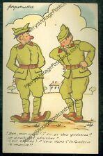 Comique Militaire, 29, France (not mailed pre-1920(militarycomics#129