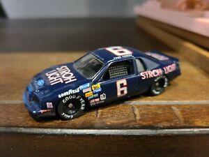 #6 Mark Martin Stroh Light 1/64 1990s NASCAR Diecast Loose