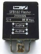 FORD PEUGEOT CITROEN TVR JAGUAR ALFA LUCAS FLASHER RELAY 21935525 SFB182