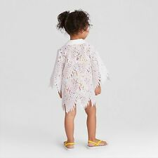 Genuine Kids from Oshkosh Toddler Girls' Lace Kimono...