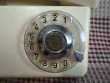 Authentic Soviet telephone with the emblem of the Soviet Union. original