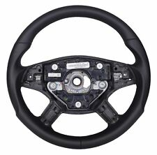 Steering wheel fit to Mercedes ML-Class W164 Leather 90-680