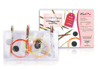 KnitPro Symfonie Holz Stricknadeln STARTER SET in Vinyl Tasche Knit Pro 20604