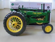 ERTL - PRECISION CLASSICS #24 - JOHN DEERE - THE UNSTYLED MODEL B TRACTOR  1/16