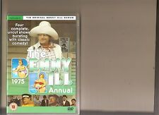 THE BENNY HILL SHOW 1975 ANNUAL DVD 4 EPISODES RETRO