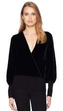Young Fabulous & Broke Ambrosia Black Top Size M 8901