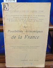 Collectif Les possibilités économiques de la France...