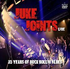 JUKE JOINTS - LIVE-35 YEARS OF ROCK ROLLIN BLUES  2 CD NEUF