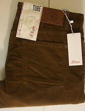 L34 Herren-Cordhose aus Baumwolle