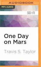 Tau Ceti: One Day on Mars 1 by Travis S. Taylor (2016, MP3 CD, Unabridged)