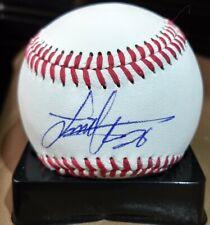 Ji Man Choi Autographed Rawlings Baseball*Tb Rays/Mlb Star*