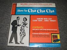 How to Cha Cha Cha~Betty White~Dance Lessons~SEALED/NEW~FAST SHIPPING!
