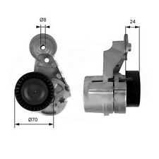 Ruville Multi-Rib Serpentine Auxiliary Ribbed Belt Tensioner Volvo Xc90 02-15 D5