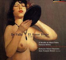 Jean-Francois Heisser - Falla: El Amor Brujo [New CD] France - Import