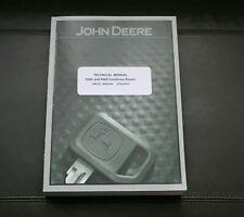 John Deere 9660 9560 Combine Repair Service Manual Tm2161